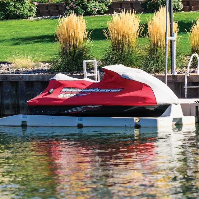 Jet Ski Port | Jet Ski Floating Dock | PWC Lift | Jet Ski